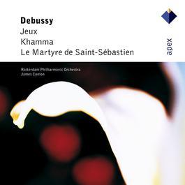 Debussy : Jeux, Khamma & Le martyre de Saint-Sébastien 2007 J. Conlon