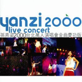 2000台北萬人演唱會 2001 孫燕姿