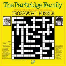 Crossword Puzzle 2003 The Partridge Family
