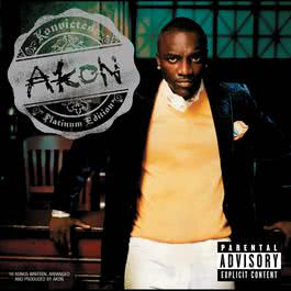 Konvicted 2007 Akon