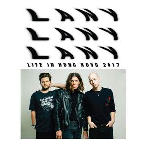 [預習] LANY LIVE IN HONG KONG 2017 2018