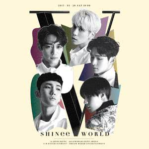 """[預習] """"SHINee WORLD V"""" in HONG KONG"""