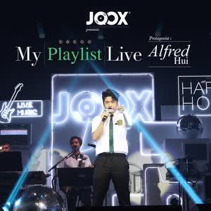[重溫] JOOX Presents:許廷鏗《My Playlist Live》