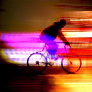單車夜行團