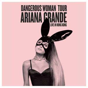 [預習]《Ariana Grande Dangerous Woman Tour 香港演唱會》