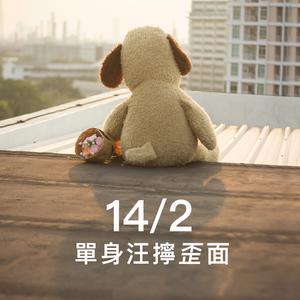 2月14 單身汪擰歪面