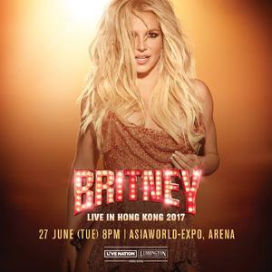 """[預習] """"Britney Spears Live in Hong Kong 2017"""""""
