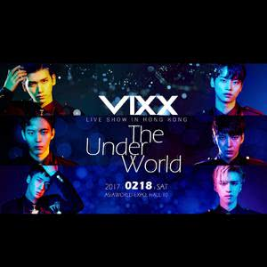 VIXX Live Show in Hong Kong 'THE UNDERWORLD' 重溫