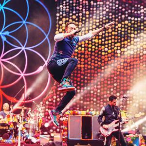 Coldplay 2017 世界巡迴演唱會歌單
