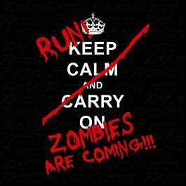Zombie Run! You Better Run!