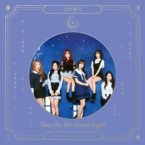 GFRIEND The 6th Mini Album 'Time for the moon night'