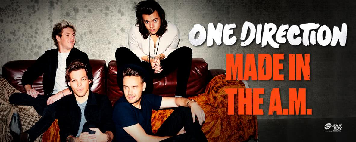 อัลบั้มเพลง Made in the A.M. - One Direction