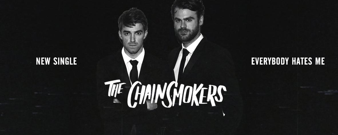 อัลบั้มเพลง Single : Everybody Hates Me - The Chainsmokers