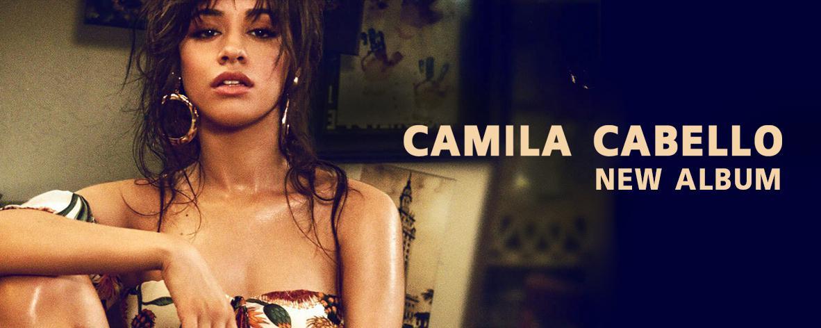 อัลบั้มเพลง Album : Camila - Camila Cabello