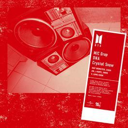 ฟังเพลงอัลบั้ม MIC Drop/DNA/Crystal Snow