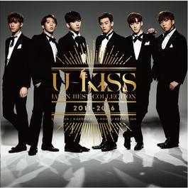 อัลบั้ม U-KISS JAPAN BEST COLLECTION 2011-2016