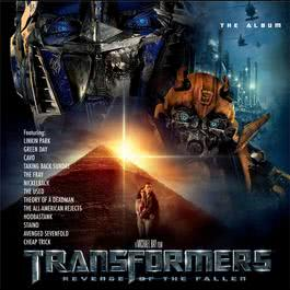 อัลบั้ม Transformers: Revenge Of The Fallen The Album