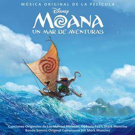 อัลบั้ม Moana: un mar de aventuras