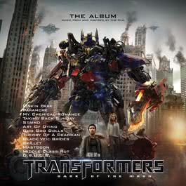 อัลบั้ม Transformers: Dark of the Moon - The Album