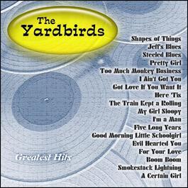 ฟังเพลงอัลบั้ม Greatest Hits: The Yardbirds