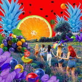อัลบั้ม The Red Summer – Summer Mini Album