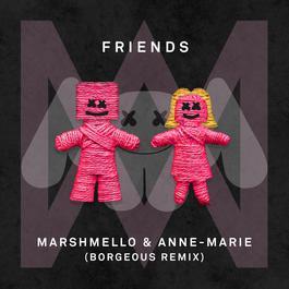 ฟังเพลงอัลบั้ม FRIENDS (Borgeous Remix)