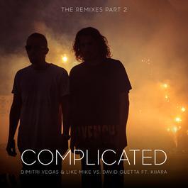 ฟังเพลงอัลบั้ม Complicated (The Remixes part 2)
