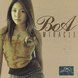 MIRACLE - The 2.5th Album 2002 BoA