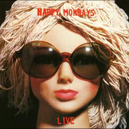 Live (US version) 1991 Happy Mondays