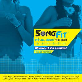 อัลบั้ม SongFit: Workout Essential (R&B Tunes)