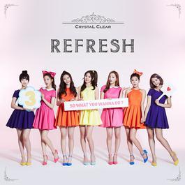 อัลบั้ม Refresh