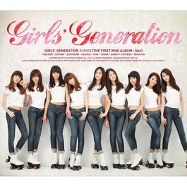 อัลบั้ม Girls' Generation1st Mini Album
