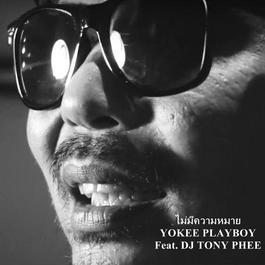 ฟังเพลงอัลบั้ม ไม่มีความหมาย Feat. DJ TONY PHEE