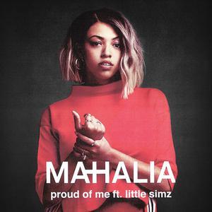ฟังเพลงใหม่อัลบั้ม Proud of Me (feat. Little Simz)