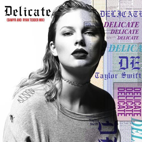 ฟังเพลงใหม่อัลบั้ม Delicate