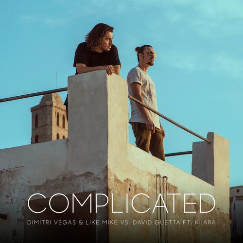 ฟังเพลงใหม่อัลบั้ม Complicated (feat. Kiiara) (Dimitri Vegas & Like Mike vs. David Guetta)