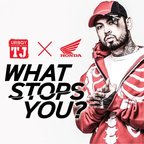 ฟังเพลงใหม่อัลบั้ม WHAT STOPS YOU?