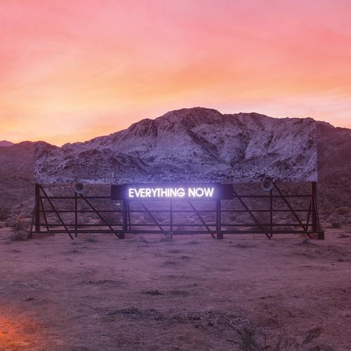ฟังเพลงใหม่อัลบั้ม Everything Now