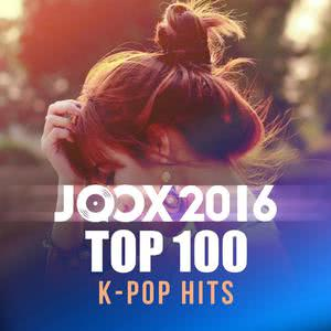JOOX 2016 Top 100 K-Pop Hits