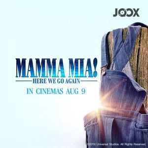 Mamma Mia! Here We Go Again 2018