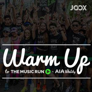 Warm Up to The Music Run BY AIA VITALITY