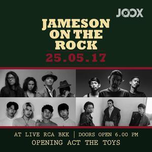 JAMESON ON THE ROCK