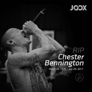 In Memory of Chester Bennington