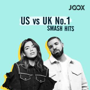 US vs UK NO.1 SMASH HITS!
