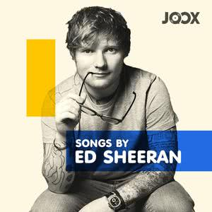 Songs by Ed Sheeran