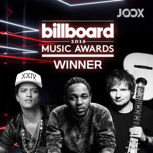 ฟังเพลงต่อเนื่อง Billboard Music Awards Winners 2018
