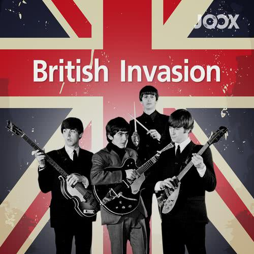 ฟังเพลงต่อเนื่อง British Invasion