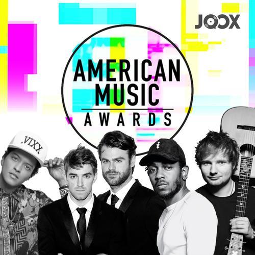 ฟังเพลงต่อเนื่อง American Music Awards 2017
