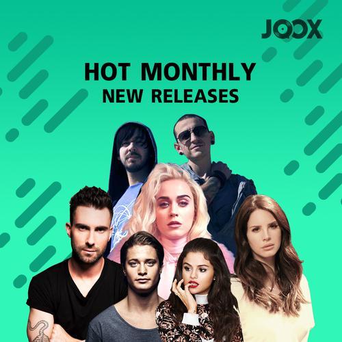 ฟังเพลงต่อเนื่อง Hot Monthly New Releases [Inter]