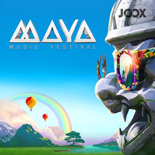 ฟังเพลงต่อเนื่อง MAYA Music Festival